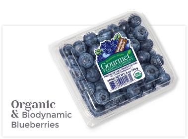 Biodynamic® Blueberries