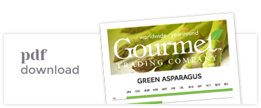 PDF Download - Green Asparagus
