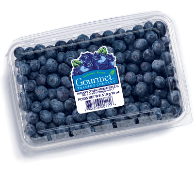 Blueberries-18oz